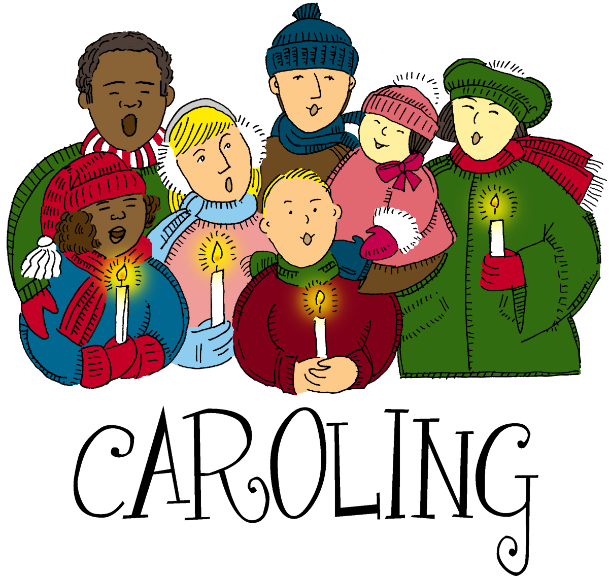 Caroling cookies amp cider mosinee united methodist church